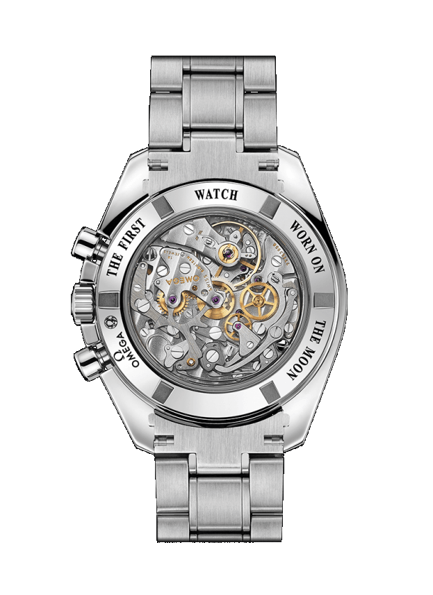 OMEGA Speedmaster Moonwatch Professional Chronograph 42mm Μαύρο Καντράν Ανδρικό Ρολόι