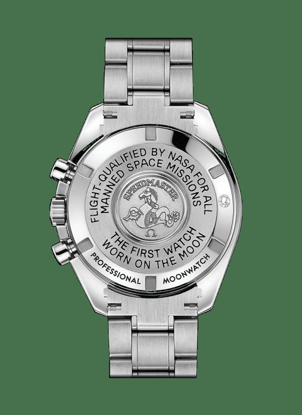 OMEGA Speedmaster Professional Moonwatch Chronograph 42mm Μαύρο Καντράν Ανδρικό Ρολόι