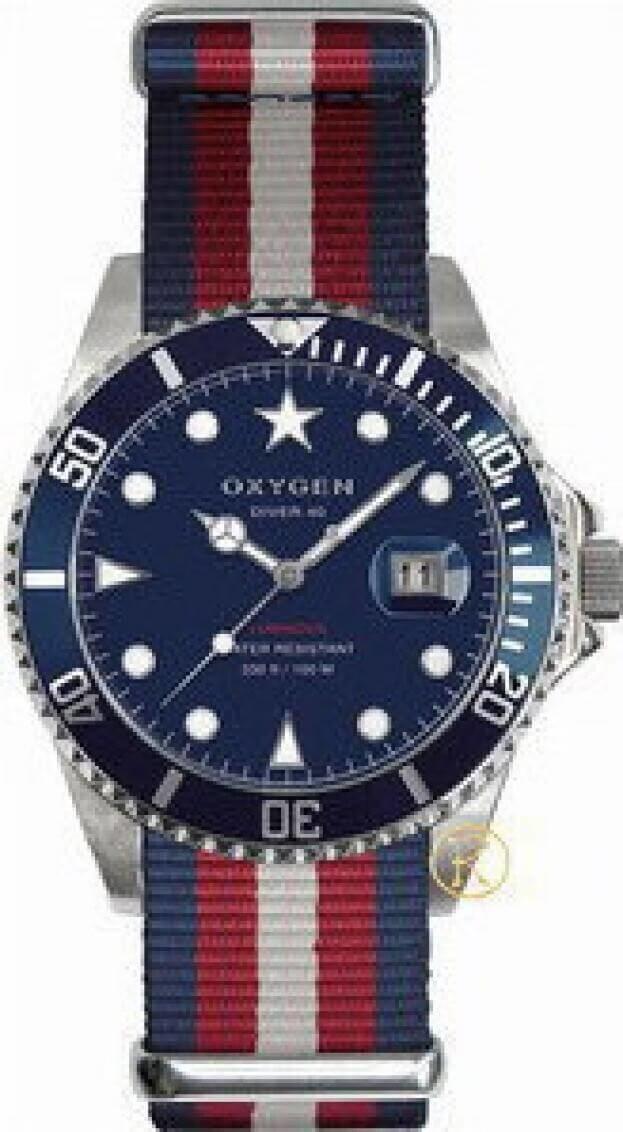 OXYGEN Diver 44 Atlantic Navy EXDATM44