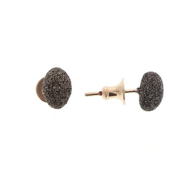 PESAVENTO ORECCHINI PINK SHINY BROWNK DUST EARRINGS WPLVO616