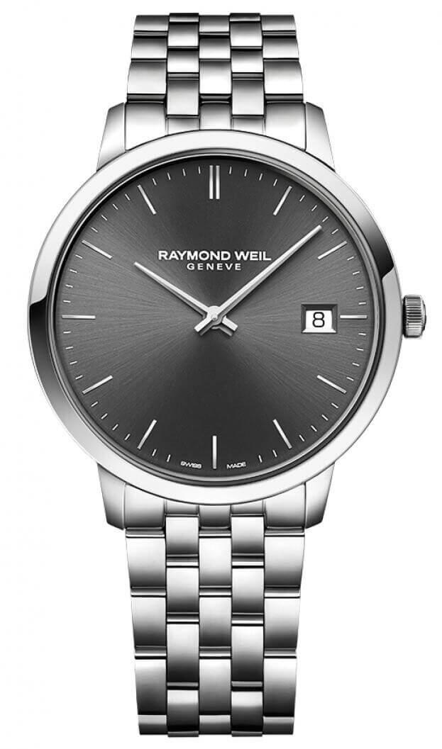 RAYMOND WEIL TOCCATA 42mm Γκρι Καντράν Ανδρικό Ρολόι