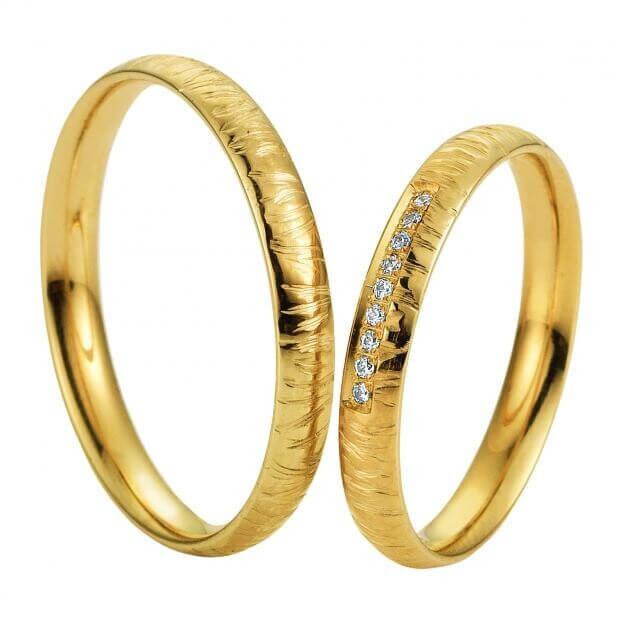 SAINT MAURICE WEDDING RINGS HELLO