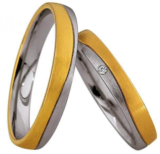 SAINT MAURICE WEDDING RINGS LIGHT 49870000 49870010