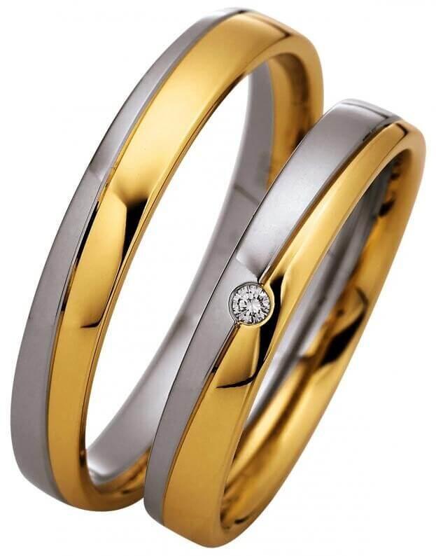 SAINT MAURICE WEDDING RINGS LIGHT 49870600 49870610