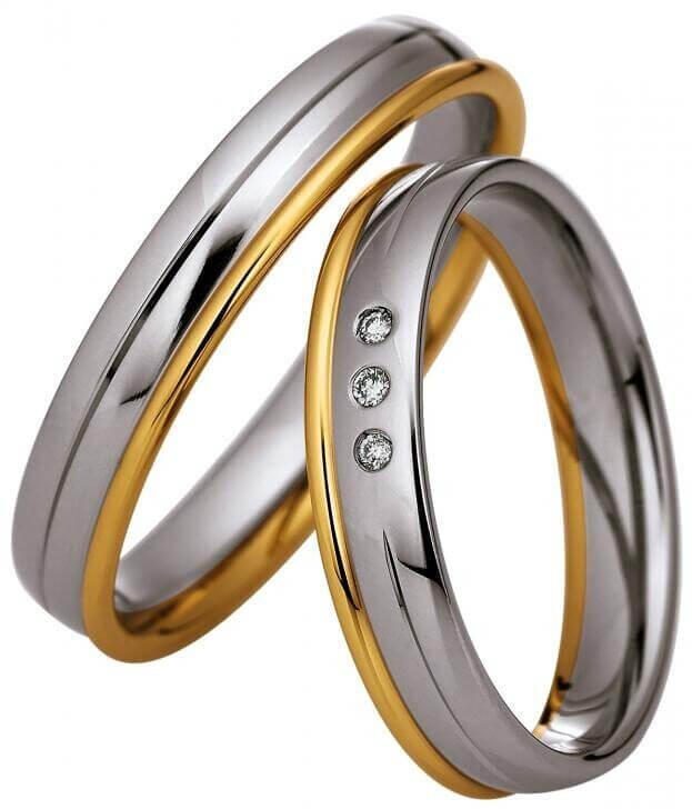 SAINT MAURICE WEDDING RINGS LIGHT