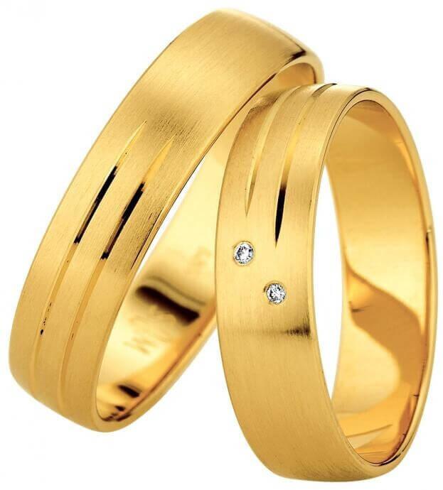 SAINT MAURICE WEDDING RINGS SLIM
