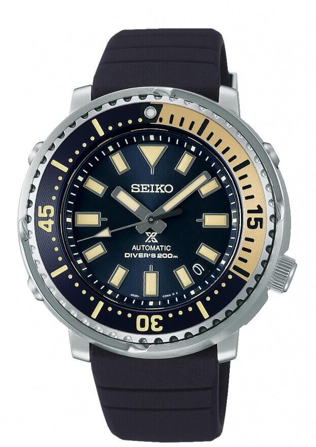 SEIKO Prospex Automatic 43.2mm Blue Dial Mens Watch