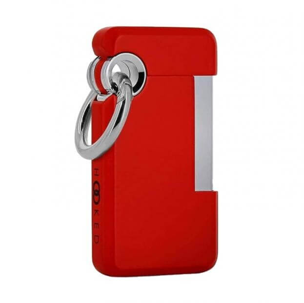 S.T. DUPONT Hooked COSM-O Lighter RED D032016
