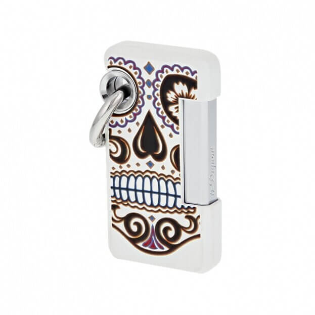 S.T. DUPONT HOOKED MEXIC-O LIGHTER D032026