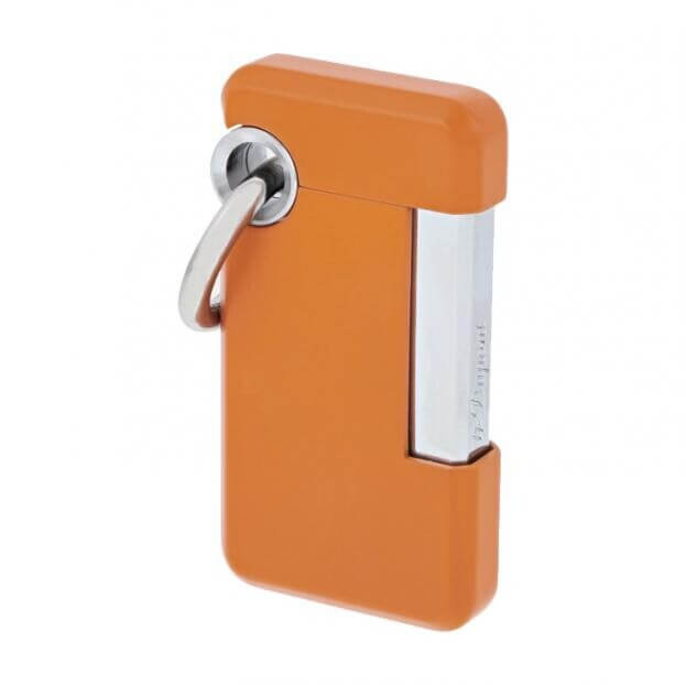 S.T. DUPONT Hooked VASYMOL-O Lighter ORANGE D032001