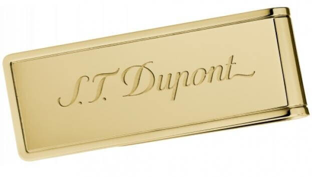 S.T. DUPONT MONEY CLIP 003080