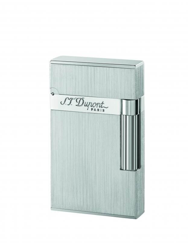 S.T. DUPONT PALLADIUM FINISH LIGHTER LIGNE 2 016404