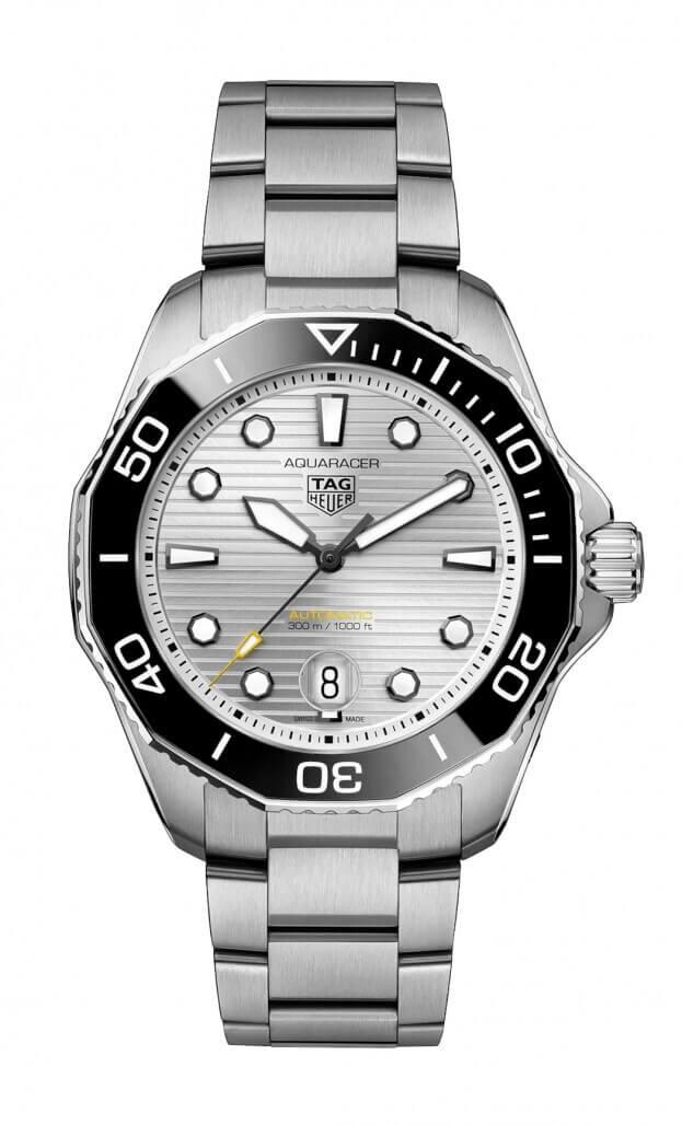 TAG HEUER AQUARACER PROFESSIONAL 300 Automatic Watch 43 mm Γκρι Καντράν Ανδρικό Ρολόι