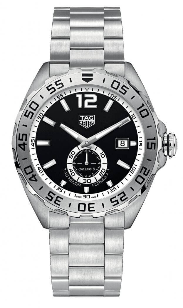 TAG HEUER FORMULA 1 CALIBRE 6 AUTOMATIC WATCH WAZ2012BA0842
