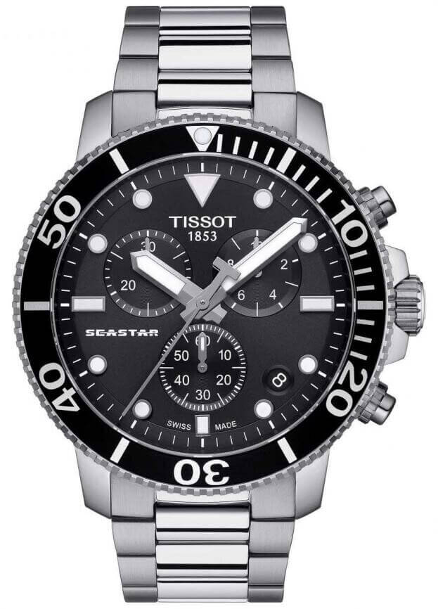 TISSOT SEASTAR 1000 CHRONOGRAPH 45.5ΜΜ