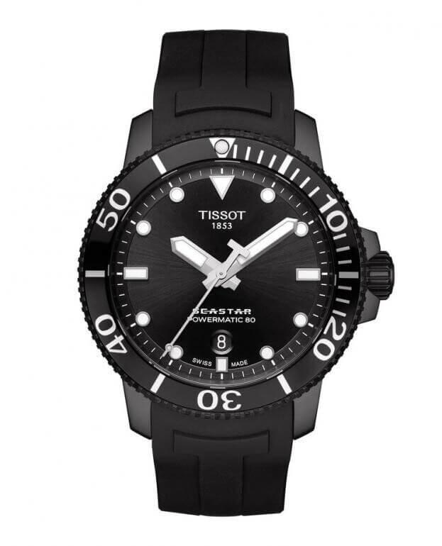 TISSOT SEASTAR 1000 POWERMATIC 80 43MM