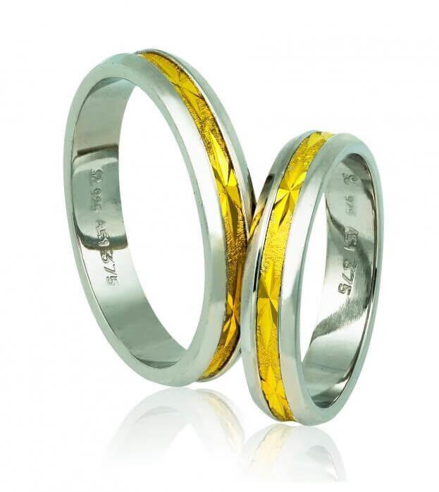WEDDING RINGS 723 GD