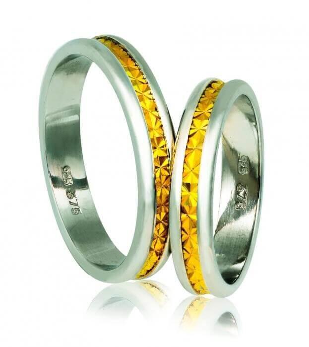 WEDDING RINGS 75 GD